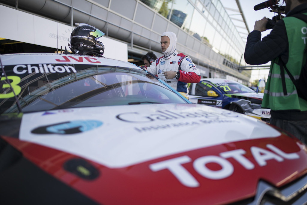 CHILTON Tom (GBR) Citroen C Elysée team Sébastien Loeb Racing ambiance portrait during the 2017 FIA WTCC World Touring Car Race of Italy at Monza, from April 28 to 30  - Photo Gregory Lenormand / DPPI