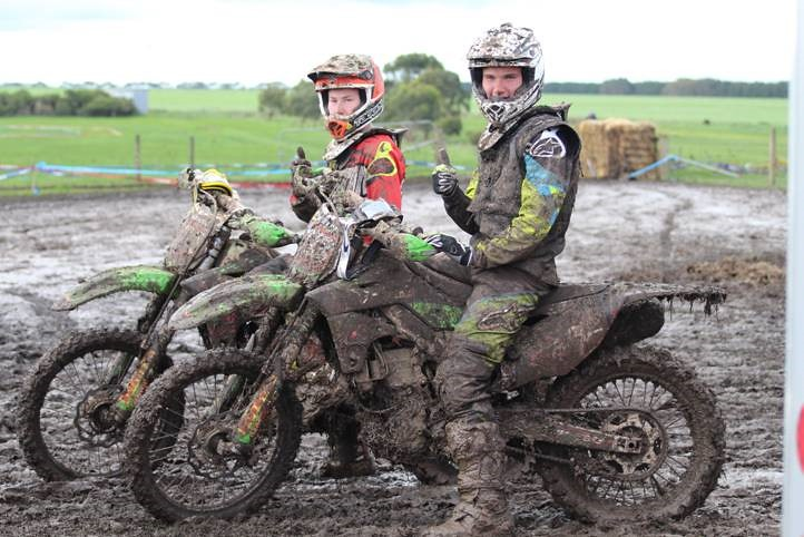 Mitch Brierley Runner Up In 2016 Australian Off Road Championship With Kawasaki Kx250F
