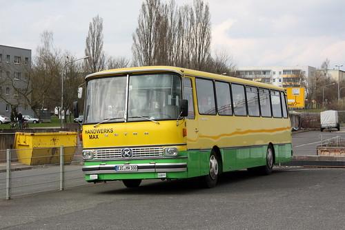 Kässbohrer Setra S 140 in Leinefelde