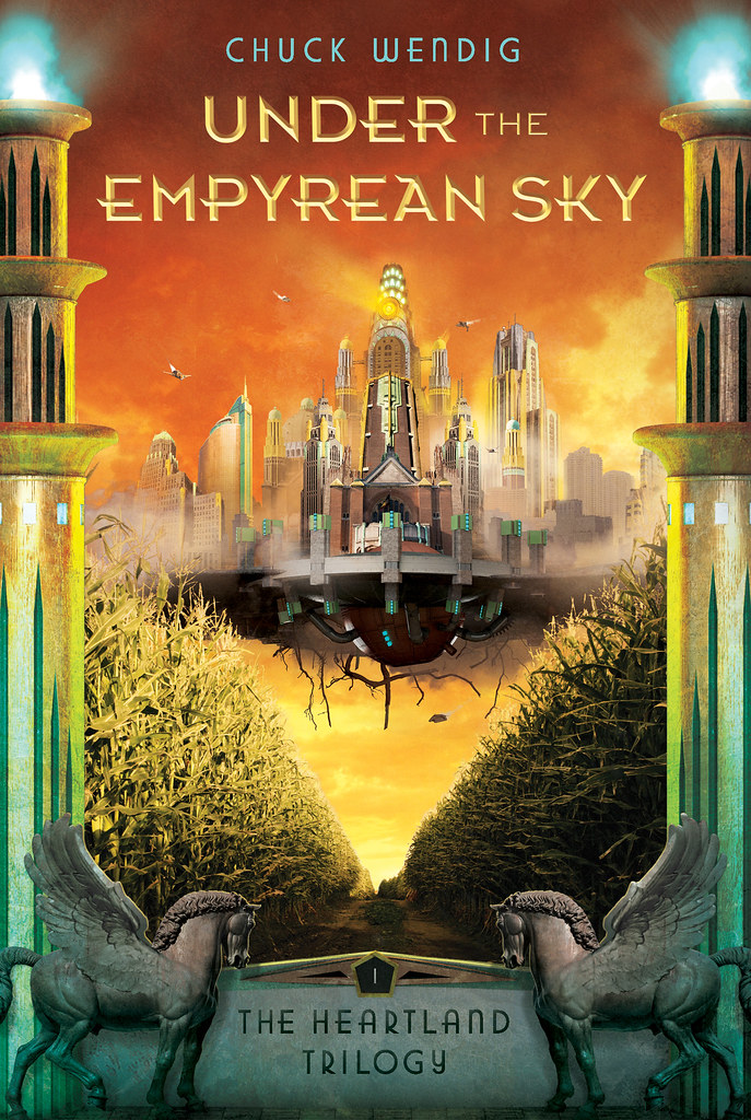 Under The Empyrean Sky: Out Now!