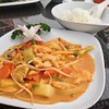 Chicken Red Thai Curry @ Ginger