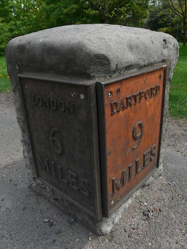 Signpost, Blackheath