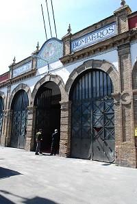 Una nueva prórroga para terminar la rehabilitación del Parque de Bomberos de San Bernardo