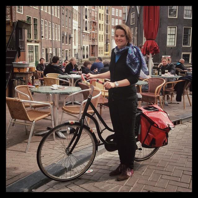 Eliza van der Fietser