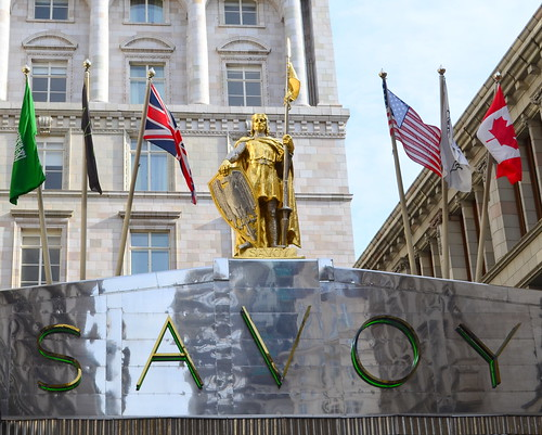Savoy Entrance