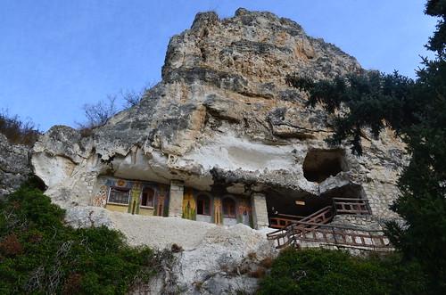 monastery bulgaria basarbovo