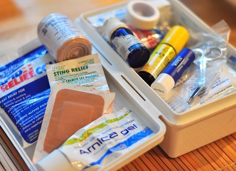 Natural First Aid Kits