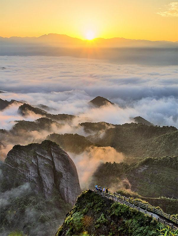 陽朔山水甲桂林
