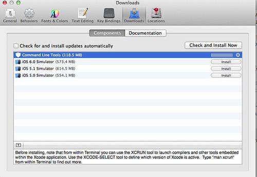 MacBookAir Mid 2013環境構築 - SIS Lab