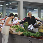 In the Main Market