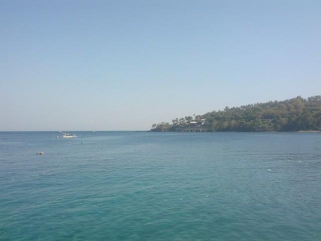 Бескрайнее Балийское море