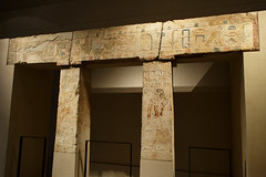 Pillars from Tomb of Nefer-bau-ptah