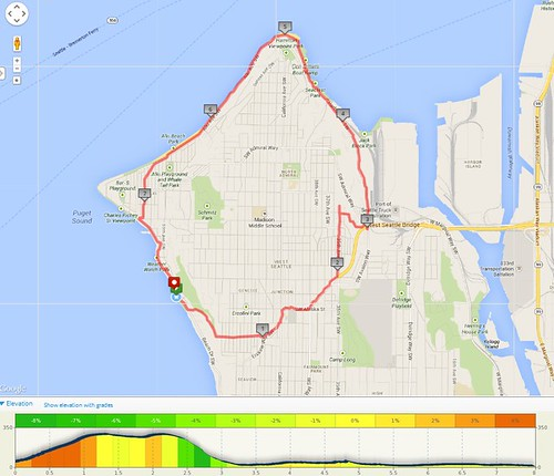 Today's awesome walk, 7.96 miles in 2:23 by christopher575