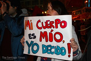 Pro-choice March: 25 July 2013