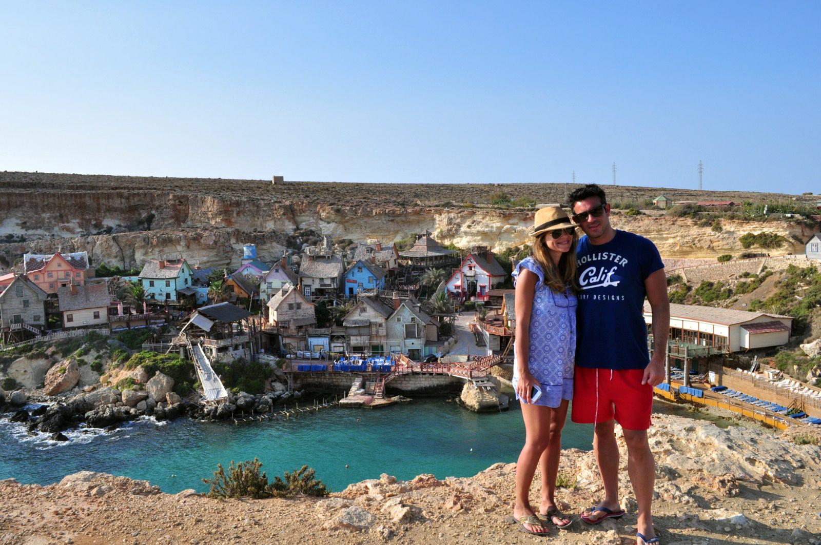 La bahía donde está el pueblo es un lugar precioso sweethaven village - 9394524570 2dc1c483c6 o - Sweethaven Village, el pequeño pueblo maltés donde vive Popeye