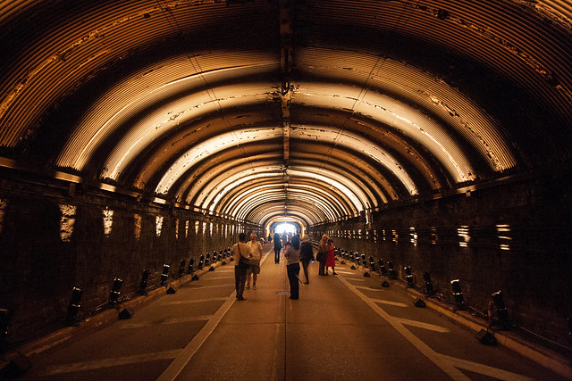 Voice Tunnel, Park Avenue Tunnel