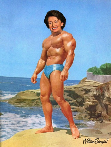 PELOSI 1960 by WilliamBanzai7/Colonel Flick