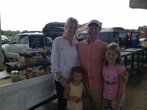 Petersburg Farmers Market August 3, 2013
