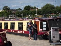 Riverboat in Stratford