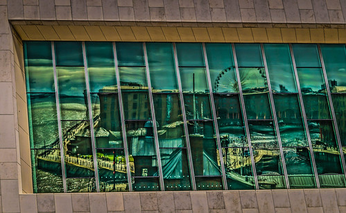 Reflection, Museum of Liverpool