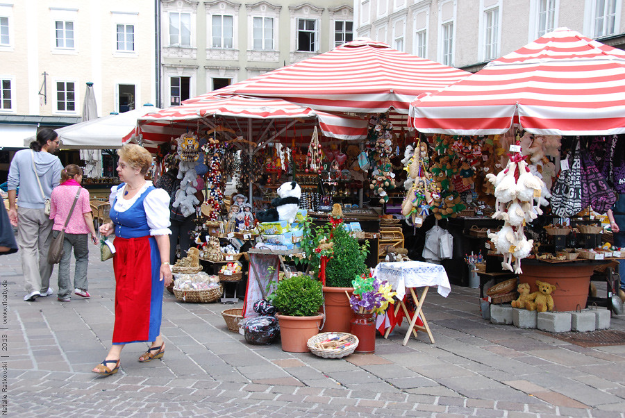 Salzburg, impressions