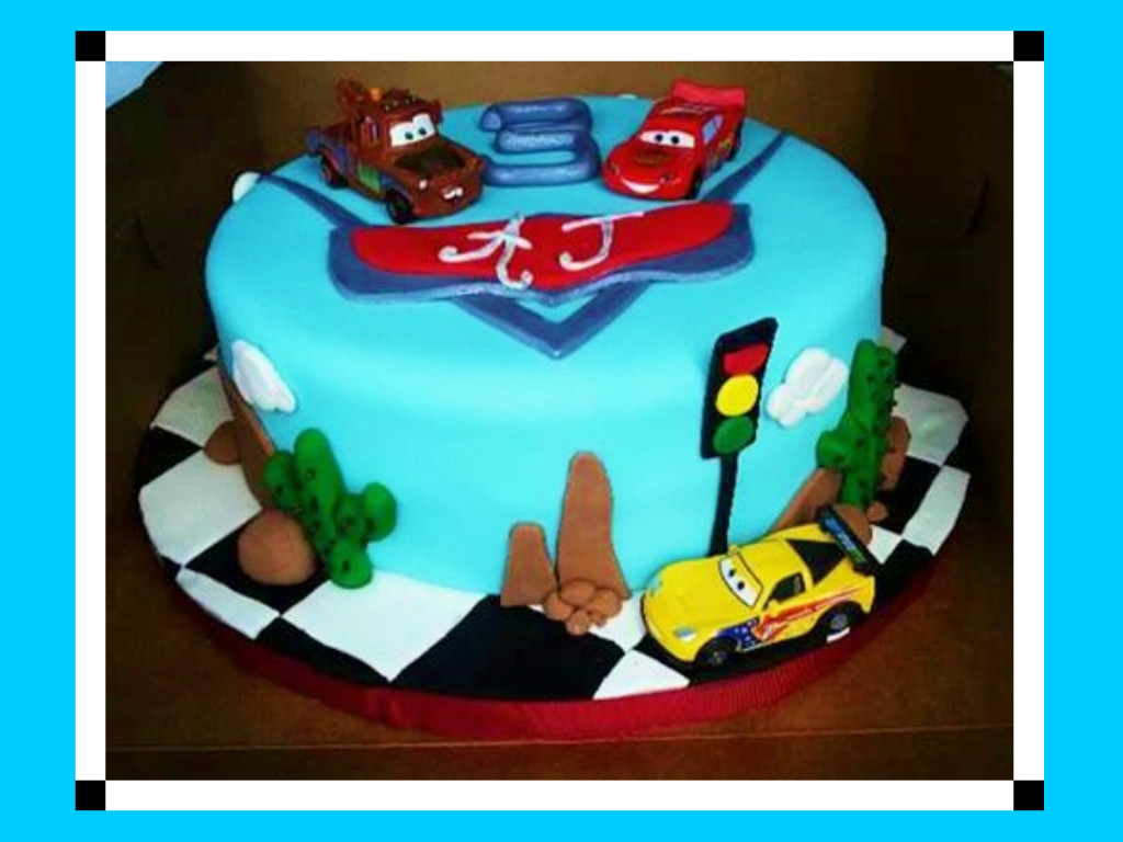 Cars Cake, El Paso, TX, www.birthdaycakes4free.com (2) | Flickr