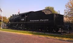 Northern Pacific Railroad Depot- Missoula MT (2)