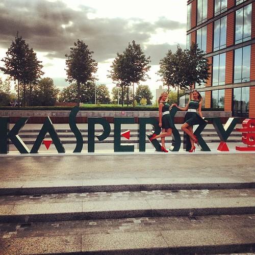 #касперский #москва #kaspersky #moscow