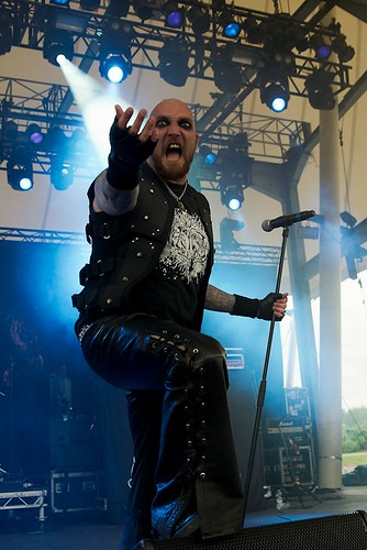 Naglfar @ Rock Hard Festival 2013 by Joachim Ziebs