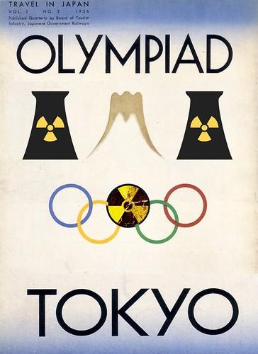 OLYMPIAD TOKYO by WilliamBanzai7/Colonel Flick