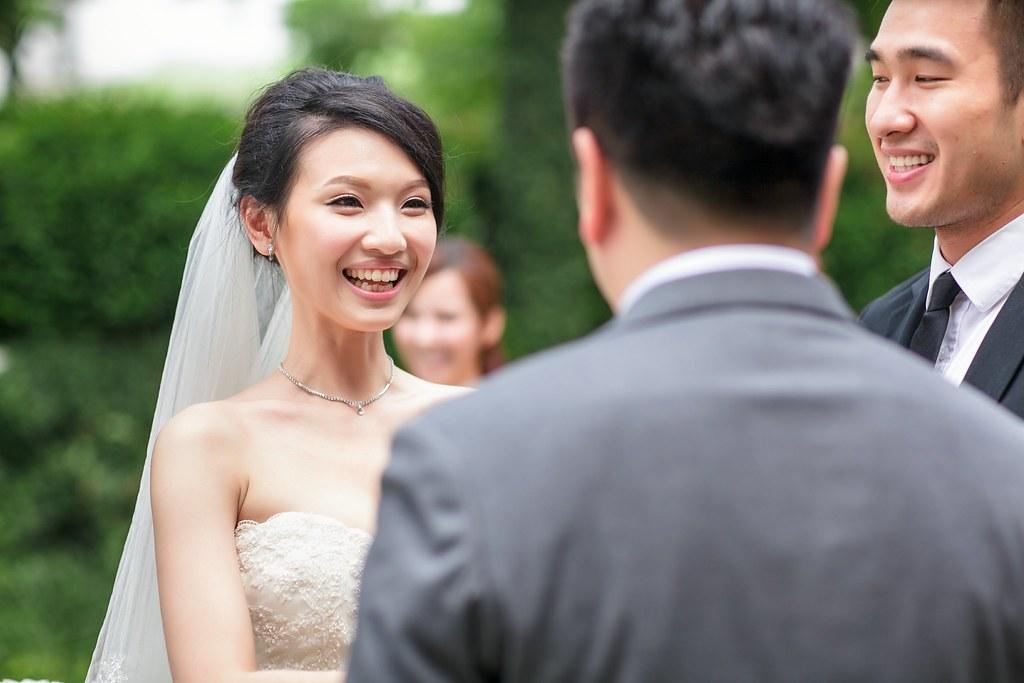 開文&美倫 浪漫婚禮 (12)