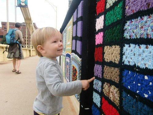 knit the bridge