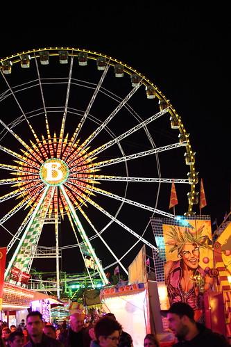 Schueberfouer Ferris Wheel
