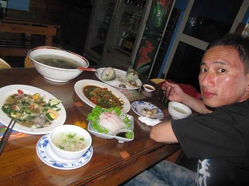 11-2013澎湖-海鮮大餐