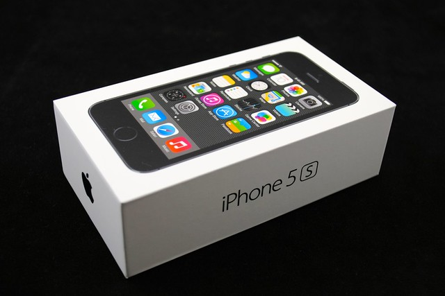Iphone  With Box