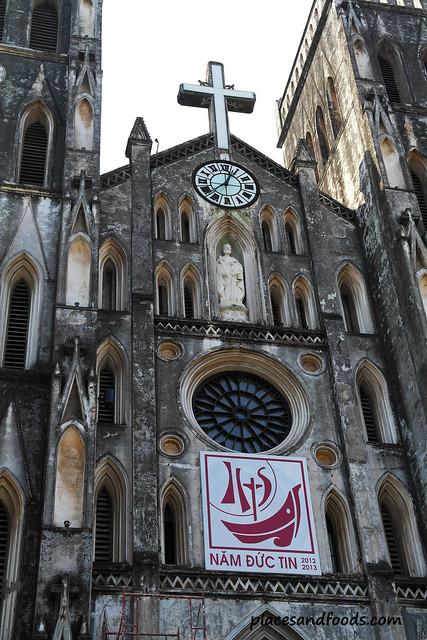 St Joseph's Cathedral Clock