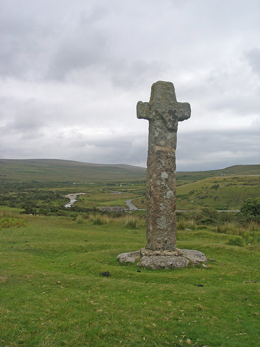 Cadover Cross, Dartmoor