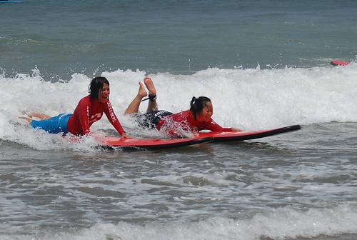 Runaway Juno Surfing Bali