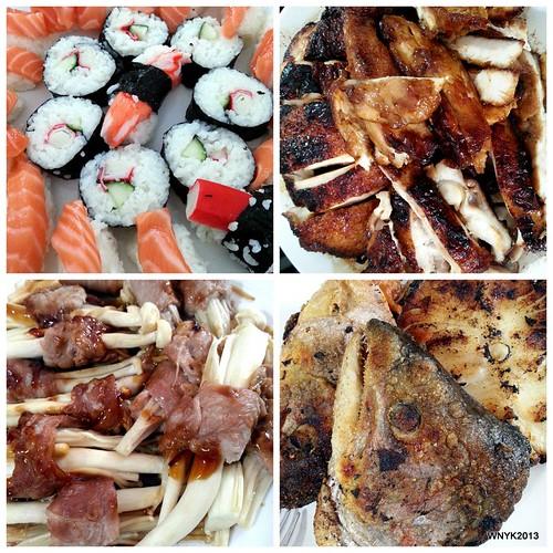 Sushi Sunday by williamnyk