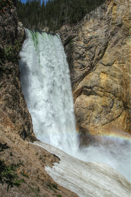 9975650226 c8471bcf97 z Landscape Photography Number 23: Lower Falls Yellowstone