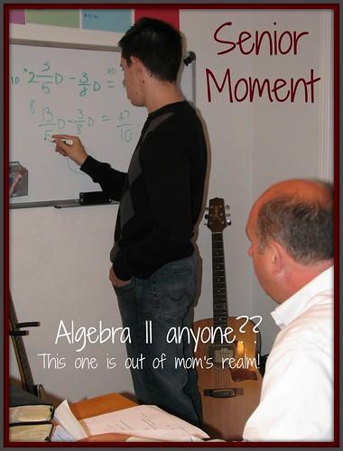 Senior Moment 4