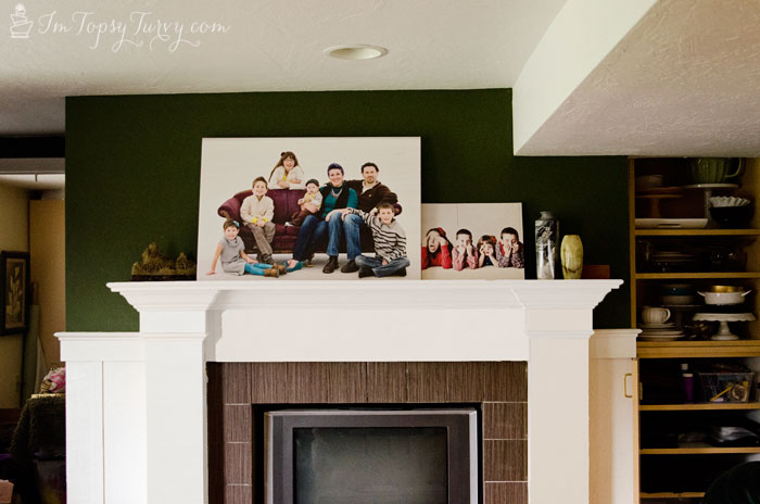 Build-your-own-fireplace-mantel