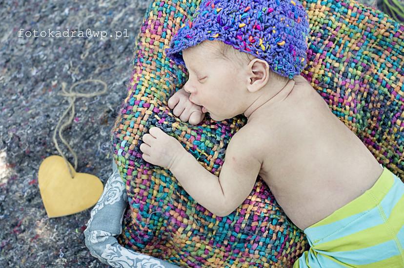 zdjęcia noworodków w Grudziądzu -Jan