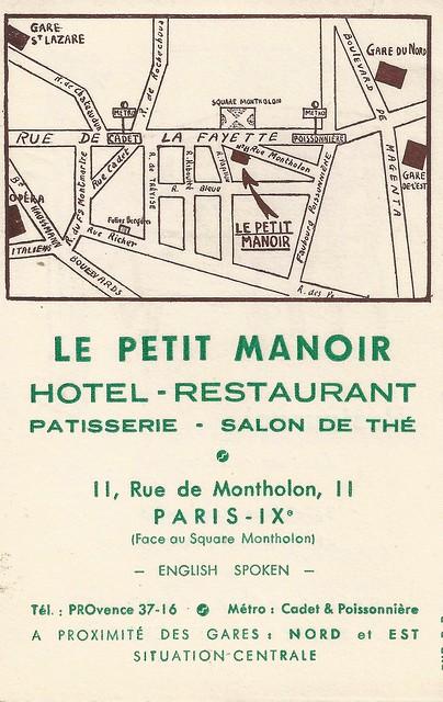 Le Petit Manoir