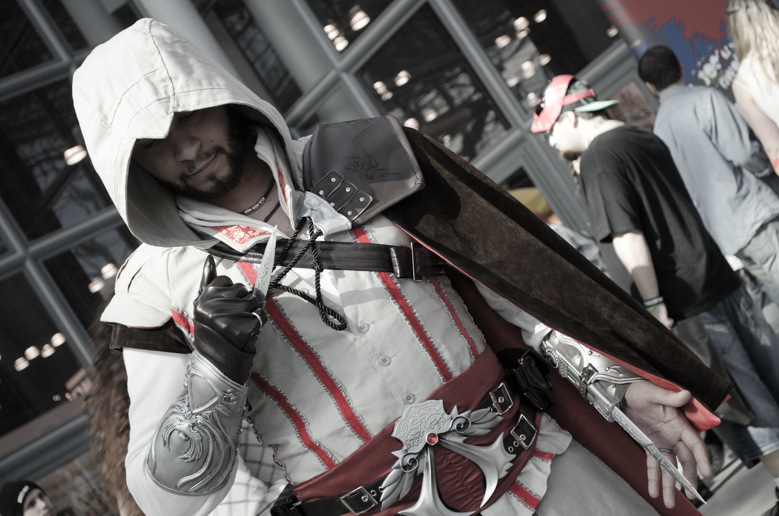 NYCC 2013 Assassin's Creed Cosplay