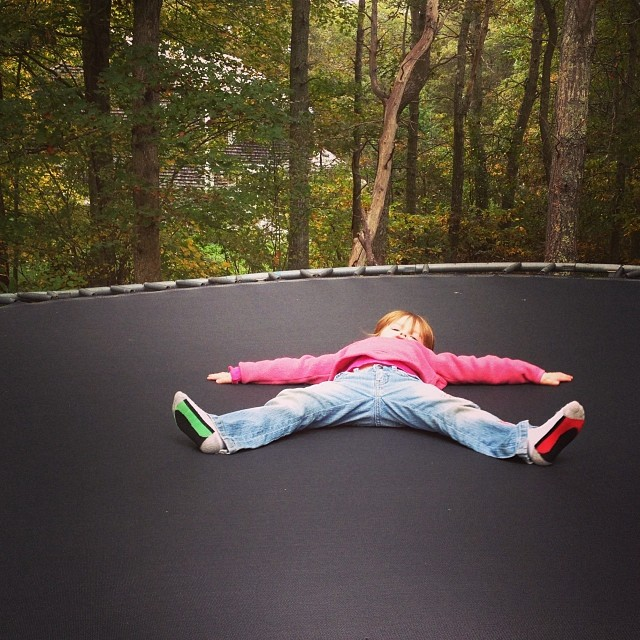 Trampoline angels? #latergram