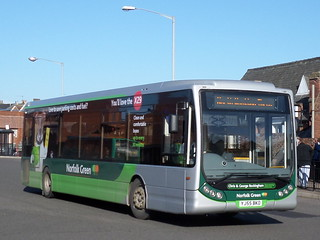 Norfolk Green 113 YJ55BKO (2)