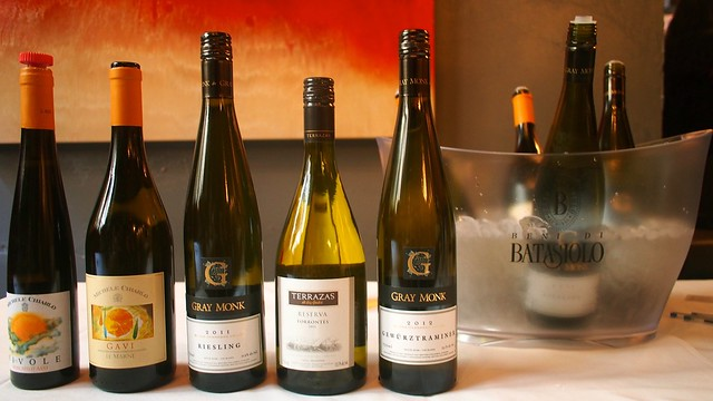 Charton Hobbs Wine Tasting | Brix Restaurant @ Yaletown, Vancouver