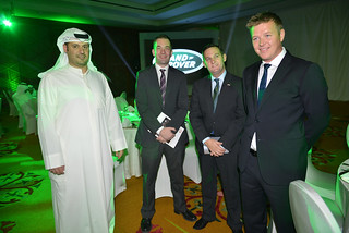 Ali Alghanim & Sons Automotive | All-New Range Rover Sport launch | Kuwait