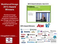 WFC Award Winners-- CLLC2013 Recognizing Leaders